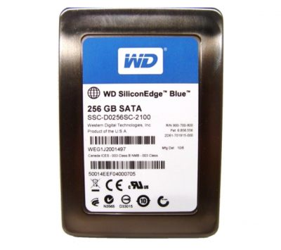 SiliconEdge Blue 256GB SSD