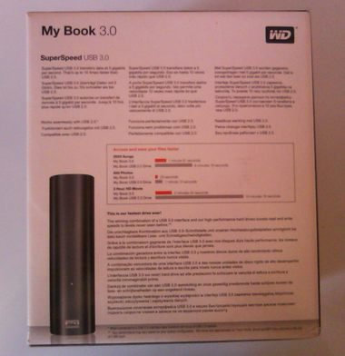 WD My Book 3.0