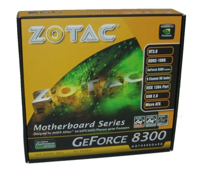 ZOTAC GeForce 8300 AM2+