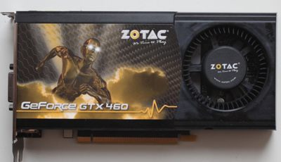 ZOTAC GeForce GTX 460