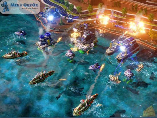 Фан-арт игры Command & Conquer: Red Alert 3