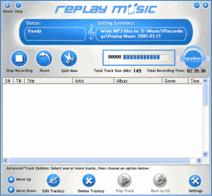 Replay Music v.3.20