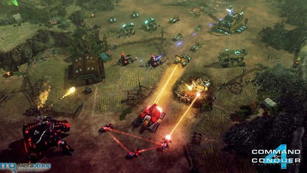 Command and Conquer 4: Эпилог