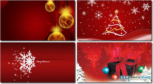 Windows 7 News Christmas Themepack