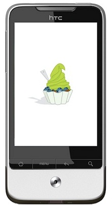 В ожидании Android 2.2 для HTC Legend