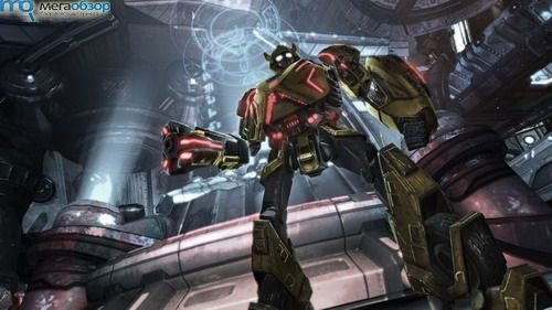 Анонс Transformers: War for Cybertron 2 от Activision