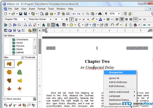 Atlantis Word Processor 1.6.5.0 Beta 10