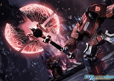Рецензия Transformers: War for Cybertron
