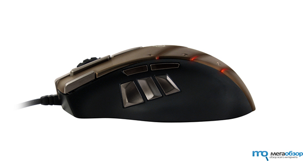 SteelSeries World of Warcraft: Cataclysm MMO Gaming Mouse стартовали продажи в России