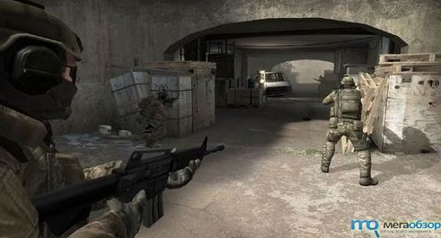 мультиплеер Counter-Strike: Global Offensive
