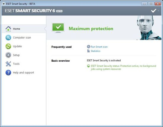 Обзор ESET Smart Security 6 и NOD32 Antivirus 6