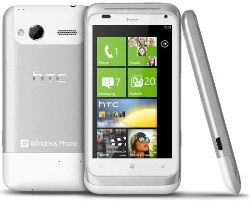 IFA 2011: Смартфоны HTC Titan и Radar с Windows Phone Mango