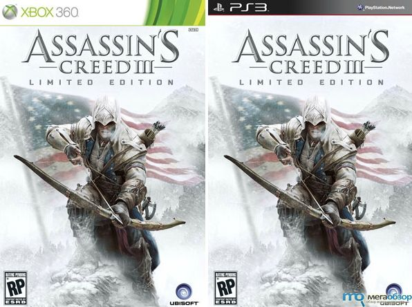 Assassin's Creed III трейлер