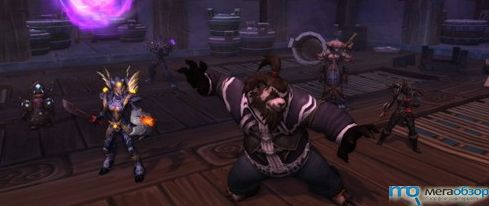 Mists of Pandaria для World Of Warcraft