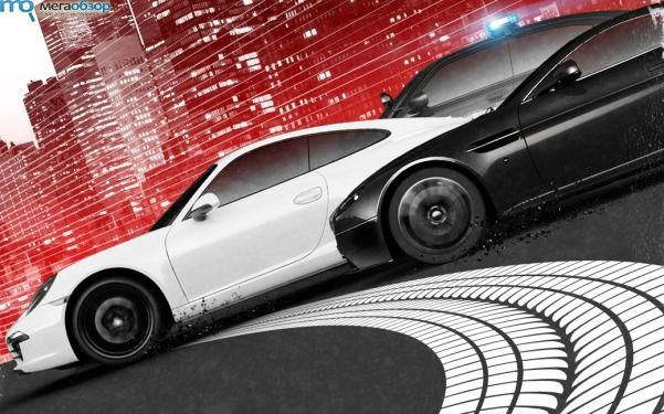 Need for Speed: Most Wanted E3