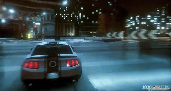 Electronic Arts готовит новенький Need for Speed: The Run