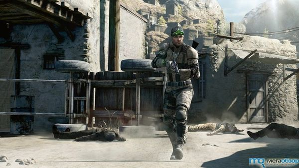 Скриншот Splinter Cell: Black List