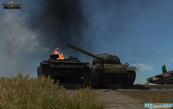 World of Tanks 0.7.2