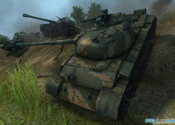 Китайские танки в World of Tanks 0.8.2