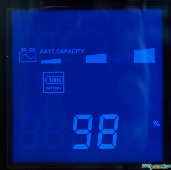 Обзор CyberPower Intelligent LCD CP1350EAVRLCD