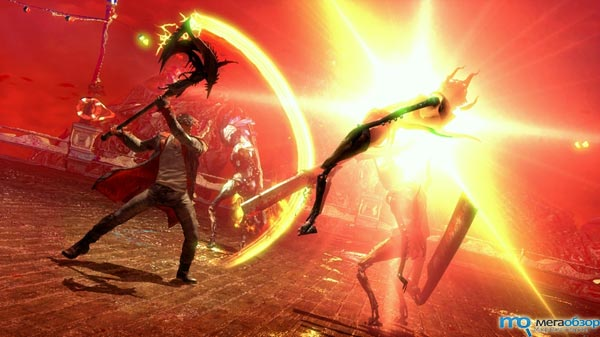 В игре DmC: Devil May Cry будет доступен режим Bloody Palace Mode