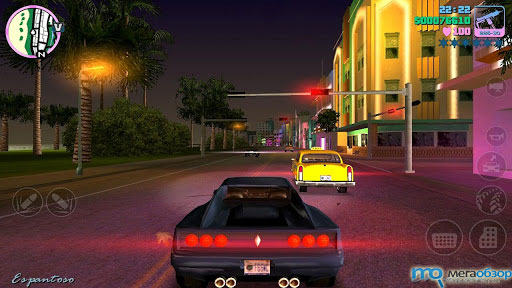 Grand Theft Auto Vice City – лучшая RPG игра на Google Android