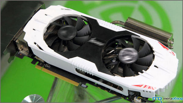 Colorful iGame GTX 660 Ti ARES X видеокарта на базе чипа GK104 и архитектурой Kepler