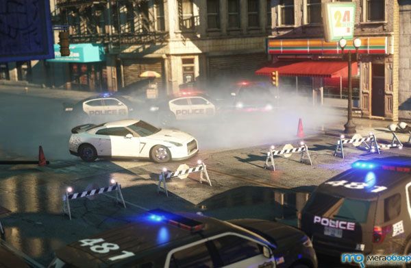 Need for Speed: Most Wanted телевизионный трейлер