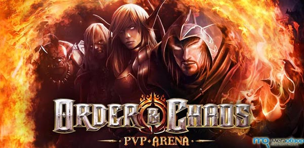 Order and Chaos для Google Android