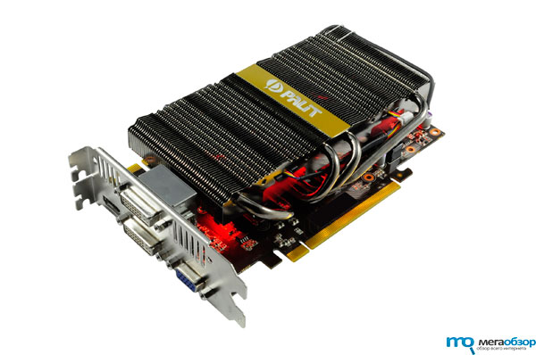 GeForce GTX 560 Ti Twin Light Turbo Limited Edition бесшумная видеокарта