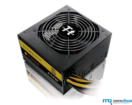 Блоки питания Thermaltake Toughpower и SMART обновились
