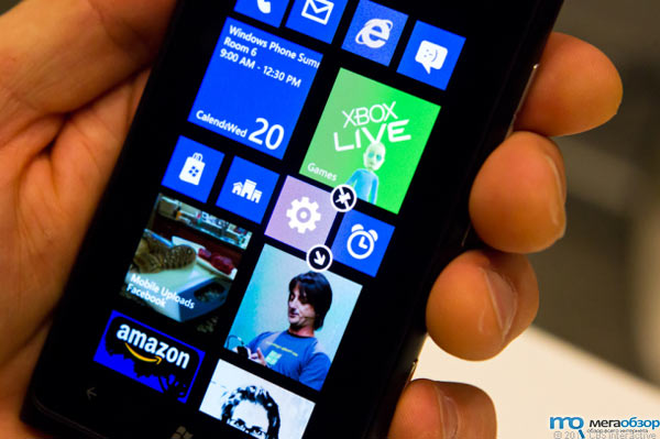 Windows Phone 8 в новой рекламе с Холли Уиллогби