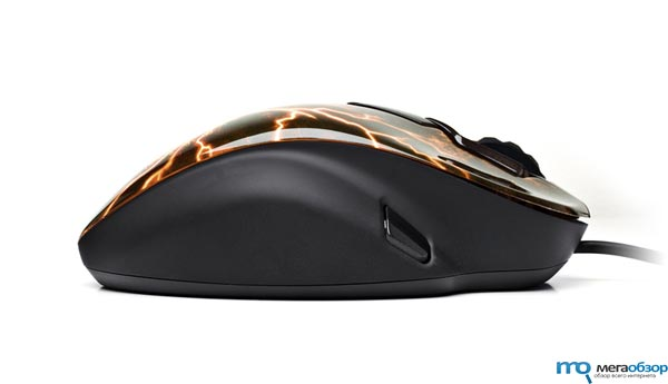 Мышь SteelSeries World of Warcraft MMO Gaming Mouse Legendary Edition для фанатов